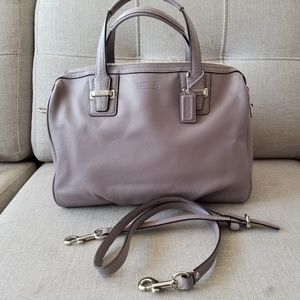 Coach Satchel/Crossbody Bag